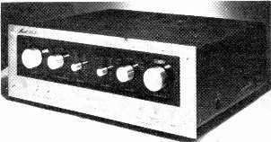 The amplifier rating is 2 X 5W. Priced at 230.91, which includes speakers and metal stand, is the model 5024 comprising 3 -band radio/cassette recorder and 3 -speed stereo record player.