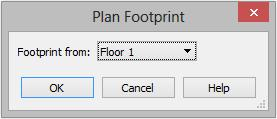 Chief Architect X9 User s Guide 4. In floor plan view, select the setback line and click the Open Object edit button. 5.