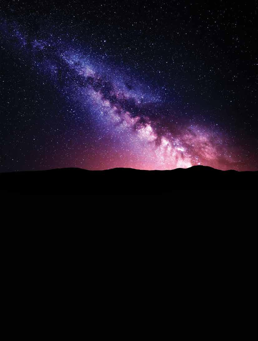 Appreciate the Night Sky Marcel Agüeros 96, associate professor of astronomy Astronomer Marcel Agüeros 96 was overwhelmed when he saw the Milky Way directly overhead with his eyes, not a telescope at