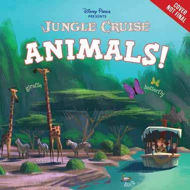 Disney Parks Presents: Jungle Cruise: Animals! Disney Parks Presents: It s A Small World: Shapes!