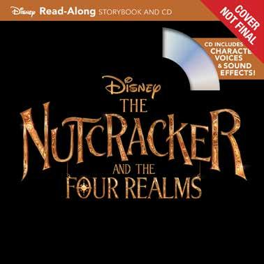 Disney Press 978-1-368-02586-7 1368025862 Release Date: 8/22/2018 On Sale Date: 9/18/2018 Price US/CAN: $6.99/$7.