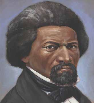 Frederick s Journey: The Life of Frederick Douglass Written by Doreen Rappaport Illustrated by London Ladd A thought-provoking portrait of celebrated human-rights activist Frederick Douglass by the