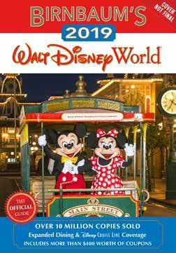 Disney Editions 978-1-368-01933-0 1368019331 Release Date: 8/22/2018 On Sale Date: 9/18/2018 Price US/CAN: $19.99/$19.