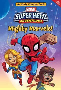 Marvel Super Hero Adventures: Mighty Marvels!