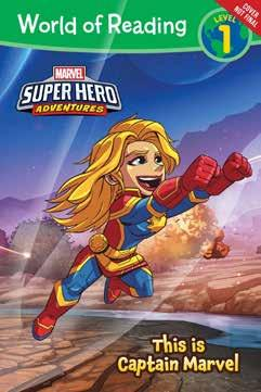 of the Super Hero Adventures early chapter book series for young readers that introduces them to Marvel s mightiest heroes in age-appropriate adventure stories, featuring simple chapter book text and