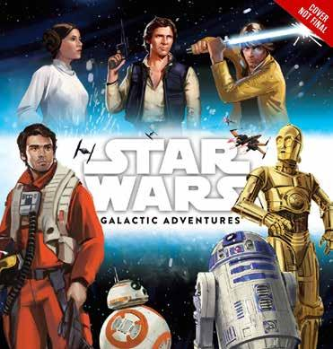 Disney Lucasfilm Press 978-1-368-00353-7 1368003532 Release Date: 9/5/2018 On Sale Date: 10/2/2018 Price US/CAN: $16.99/$17.