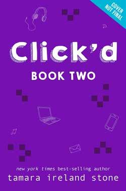 Click d #2 Written by Tamara Ireland Stone Seventh-grader and amateur coder Allie Navarro is back in this fun, tech-savvy sequel to Click d, by New York Times best-selling author Tamara Ireland Stone.