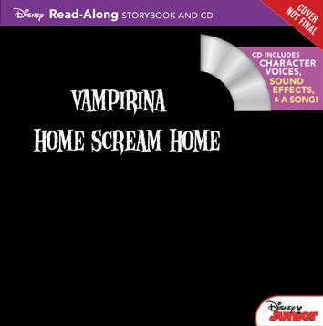 Vampirina Home Scream Home Vampirina Snowplace Like Home Illustrated by Disney Storybook Art Team; Imaginism Studios, Inc.