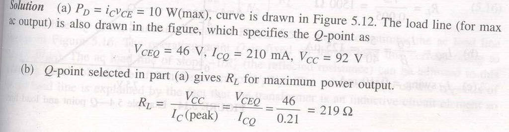 b. Show that the maximum efficiency of series