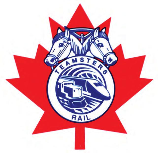 TEAMSTERS RAIL TEAMSTERS CANADA RAIL CONFERENCE DIVISION 583 WINNIPEG President - M.