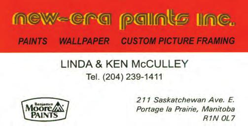 Box 217 McCreary, MB R0J 1B0 Ph.# 204-835-2543 Fax.
