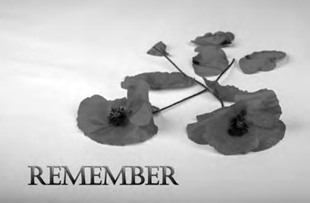 To Remember is Forever.