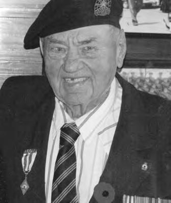 The Royal Canadian Legion MANITOBA & NORTHWESTERN ONTARIO COMMAND STOYANOWSKI, Joseph Joseph was born in Arborg, Manitoba in 1920.