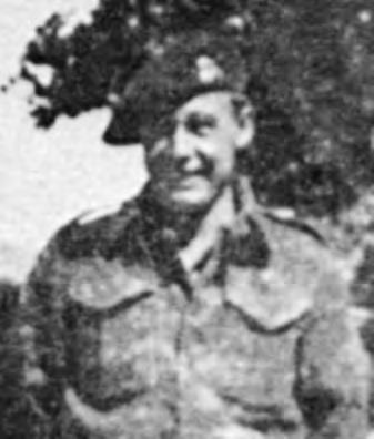 He was Warrant Officer Second Class. BARTLEY, Reginald Reg Reg was born on August 26, 1927 in Carievale, Saskatchewan. He joined the Army just before the war ended at a very young age.