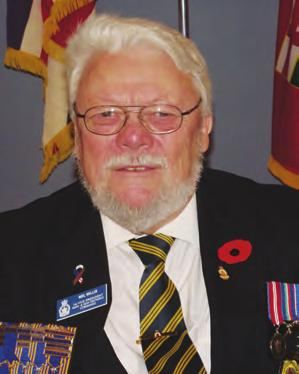 The Royal Canadian Legion MANITOBA & NORTHWESTERN ONTARIO COMMAND A Message from the President I feel very pleased that I am able to introduce you all to our 7th Military Service Recognition Book.