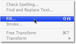 Or, for a faster way to create a new document, use the keyboard shortcut Ctrl+N (Win) / Command+N (Mac). Either way brings up Photoshop s New Document dialog box.