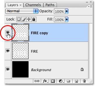 Layers palette has been converted into a normal layer.