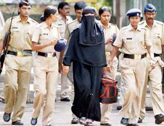 SUBCONTINENT 13 Prosecutor pushes for death penalty Sentencing adjourned on 2003 Mumbai bombers MUMBAI, Aug 4, (AFP): An Indian judge on Tuesday adjourned sentencing on three people found guilty of