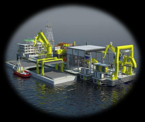AREA 2: The new offshore challenge (26 M ) BG 5 2014: Innovative