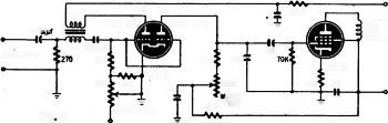 i 281 Teierisiou. Television Sweep Circuits Part II Blocking -tube oscillators SWEEP voltages in a television receiver are derived from the charging curve of a capacitor.