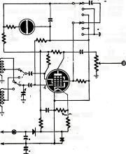 Either the G -E type FT -210 or the Wabash -Sylvania type R-4330 repeating flashbulb may be used with this circuit; but the base connections are different, and the two tubes thus are not directly