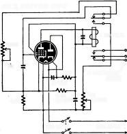 -4,200-2.5-1 -4,200 -octal Construction -lowed to warm up, the 4 -pf capacitor is uncharged, and plate current flows, pulling in the relay armature.