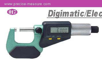 001mm 018 Digit (Counter) Micrometer 019 Surface Profile gauge Sezie 0-25 25-50