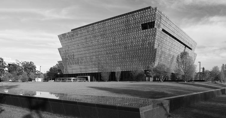 The National Museum of African American History and Culture by DW Duke On September 24, 2016, the internationally renowned Smithsonian Institute recently opened a museum for African American history