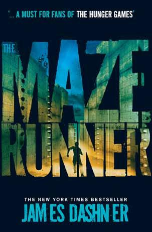 THE MAZE RUNNER by James Dashner Synopsis Waking up in a strange upwardly-moving metal box and having no memory of who he is or how he got there, Thomas finally emerges into the blinding light of his