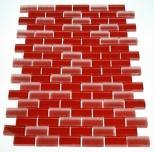 Crystal Glass Series Fire Red $20.23 per sq.