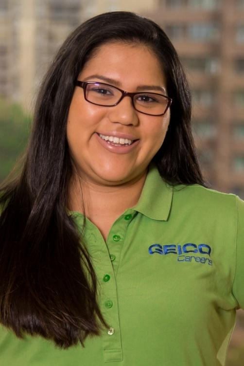 Employer Director Jennifer Weeks, Geico Jennifer Weeks serves as a National College Recruiter at GEICO. She will be celebrating 7 years with GEICO in April of 2017 and has spent the last 3.