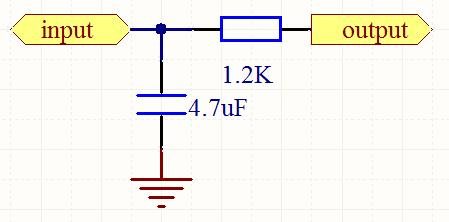 7uF) network using USB4431 and Agilent 3567a, comparing the data.