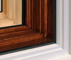 24 Interior Finishing - Wood Surfaces Wood surfaces must be painted or stained and sealed within 90 days of