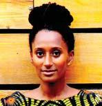 Hannah Pool is a British Eritrean writer and journalist.