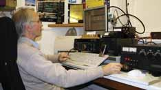 The best DX was Helen, VA1YL, herself a guider, in Nova Scotia, Canada.