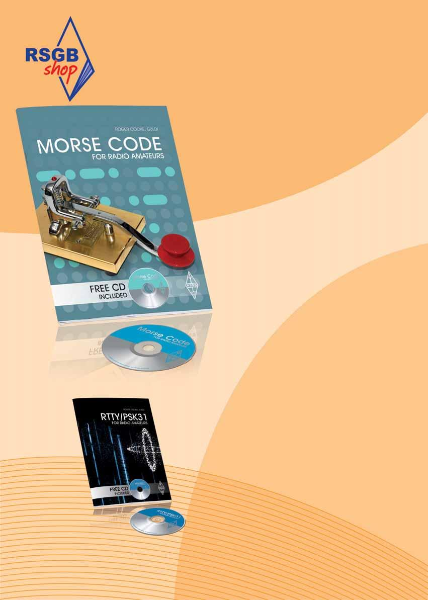 Morse Code for Radio Amateurs By Roger Cooke, G3LDI Morse Code for Radio Amateurs is the latest 10th edition of the Radio Society of Great Britain s (RSGB) book designed to show how to learn Morse