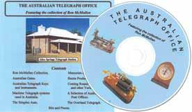 BOOK REVIEW MAY 2010 RADCOM The Australian Telegraph Office featuring the collection of Ron McMullen If you are one of the many people who appreciates fine Morse keys and telegraph history, you need