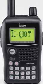 See: 439.4625MHz Default re ector 13.B New! ID-E880E D-Star Mobile, D-Star as standard 499.