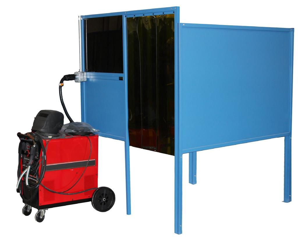 Welding Equipment Welding Booths Our welding booths are an industry standard for