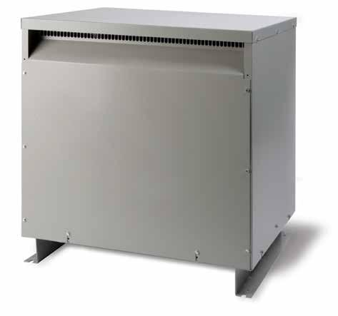 International Transformers VENTILATED Single Phase 37.5 to 250, Three Phase 15 to 1000 Features n With weather shield, UL Type 3R enclosure or Type 2 enclosure without weather shield.