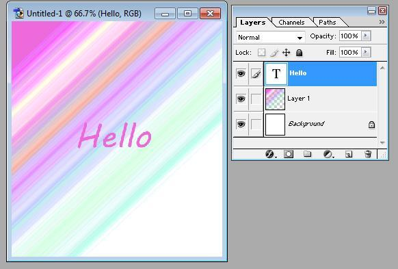 ITEC185 - Introduction to Digital Media 28 11. New Layer New Layer: click to add a new blank layer.