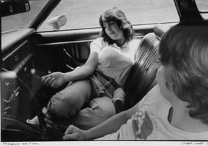 One of his photos that is owned by MoMA, called Marianne and Tom, show his students Tom Malone and Marianne McKeon sitting in a car. The two, who married several years ago, recalled Szabo fondly.