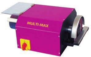 MULTI-MAX Stationary multipurpose grinder for all workshop grinding, blending and finishing jobs.