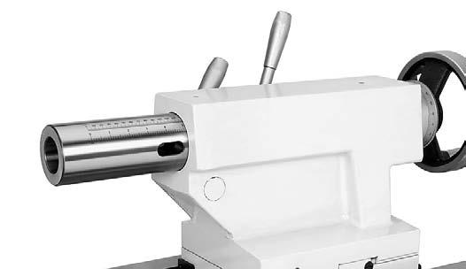 "For Machines Mfg. Since 5/11 OPERATION 14"" TURN-X Toolroom Lathe Removing Tooling 1. Use a shop rag to hold the tool. 2."