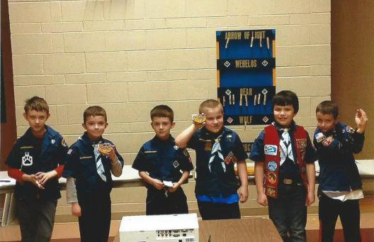 (Floyd): Earlier this year I put on a Knife Safety & Soap Carving class, on behalf of Genesee Valley Woodcarvers, for 8 Cub Scouts of Pack 195.