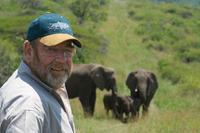 He was the long-standing head of conservation at the Thula Thula game reserve in Zululand South Africa and the founder of The Earth Organization, a private conservation and environmental