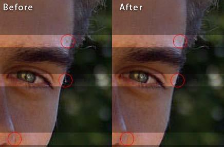 This tool is useful for duplicating an object or removing a defect in an image.