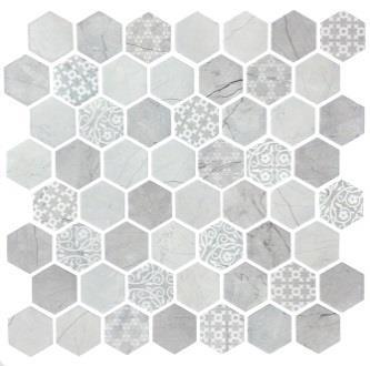 5 Hexagon (Mesh Mount) APPLICATIONS Residential Light Commercial