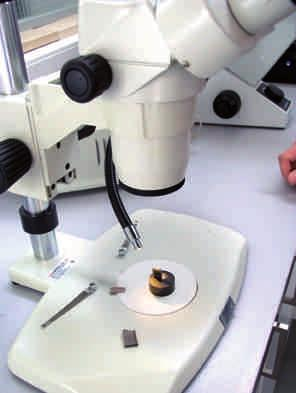 It is equipped with a metrology laboratory featuring state-of-the-art