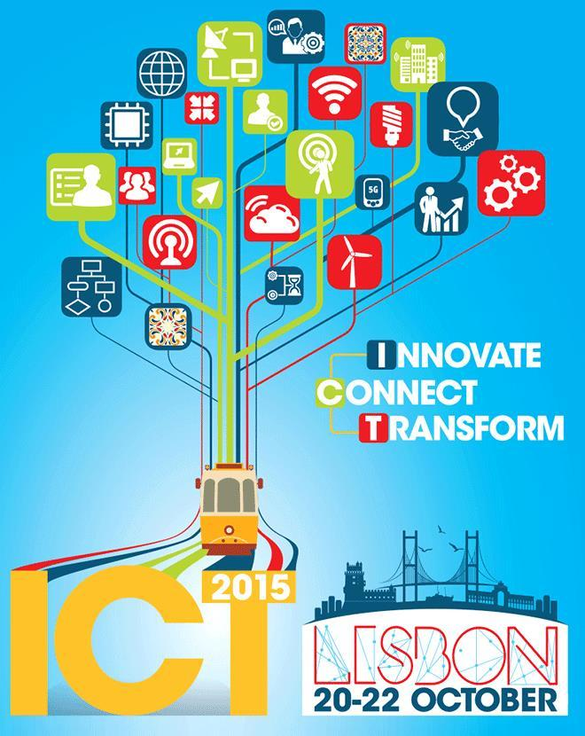 Innovate Connect Transform The biggest ICT event in the EU calendar: Conference